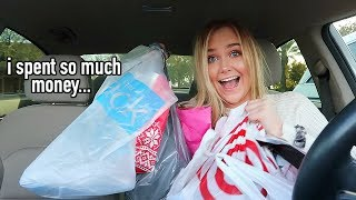 Christmas Shopping Vlog | Shopping For Christmas Presents