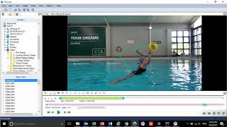 Water polo video analysis   Part 1   Video Processing