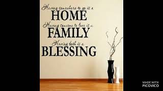 Beautiful And Heartwarming Family Quotes That You Will Feel Blessed Seeing