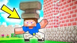Я попался в ЛОВУШКУ в МАЙНКРАФТ Как Достать Соседа в Майнкрафте | Minecraft Приколы