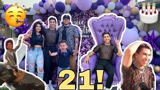 We Threw Louie a SURPRISE BIRTHDAY PARTY!! | Yoatzi
