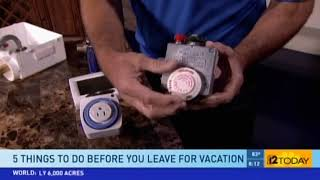 Vacation Preparedness