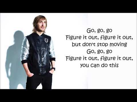 David Guetta & Sia - Flames [LYRICS]