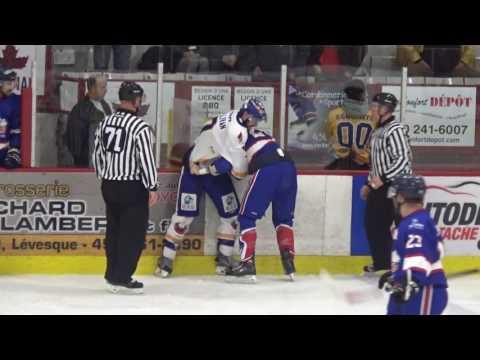 Ryan Sullivan vs. Chris Cloutier