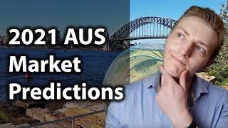 2021 Australian Stock Market, Share Price, & Economic Predictions