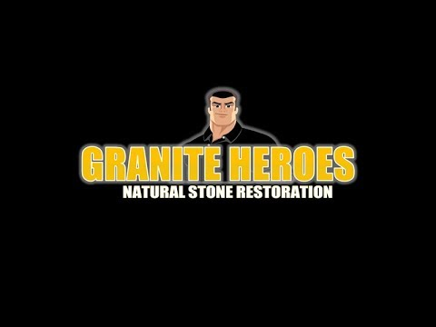 Natural Stone Crack, Chip, Hole Repair - Chicago & NW Illinois