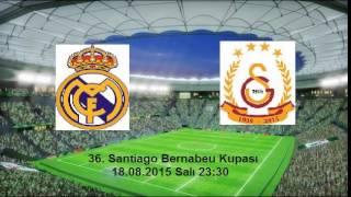 Real Madrid vs Galatasaray canlı izle