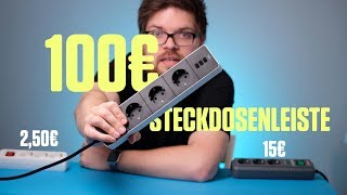Smarte 100€ Steckdosenleiste!? - Eve Energy Strip