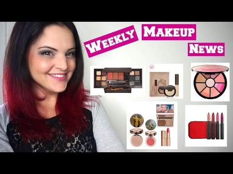 What's Up In Makeup - Makeup NEWS - Week of September 27, 2015 * Jen Luv's Reviews *