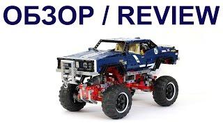 Lego Technic 41999 Exclusive Crawler review – Легенды Лего Техник – Обзор №14