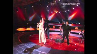 Tose Proeski - Life (F.Y.R. Macedonia) 2004 Eurovision Song Contest