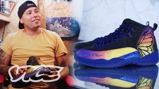 How Kickstradomis Became the NBA's Favorite Sneaker Artist