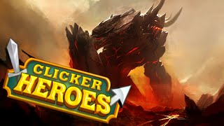 Clicker Heroes PATCH .20 JOIN MY CLAN! KILL THE IMMORTALS