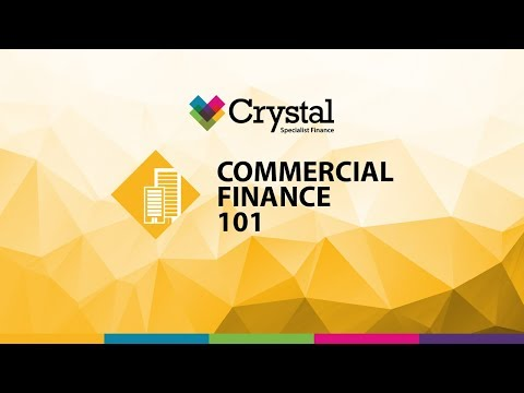 Crystal Specialist Finance's Guide to Commercial Finance