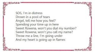 Joe Bonamassa - Sweet Rowena Lyrics