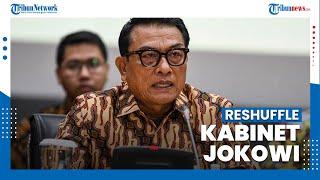 Respons Moeldoko terkait Pertanyaan Reshuffle Kabinet Jokowi