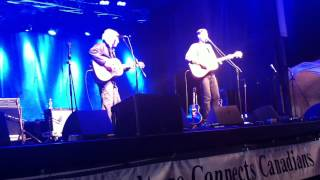 Joel Plasket - Absent Minded Melody &  Wishful Thinking (NL Folk Festival 2013)