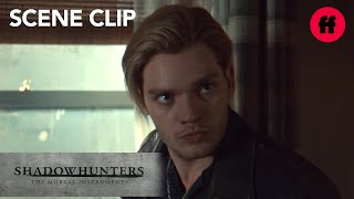 Shadowhunters | Season 3, Episode 5: Jace Searches Kyle's Room | Freeform