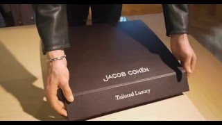Accent Clothing Reveal Limited Edition 9CT Gold Plated Jacob Cohen Jeans