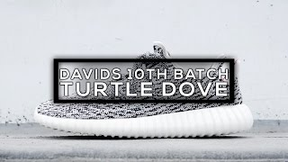 """David's 10th Batch Yeezy 350 Boost """"Turtle Dove"""" - UA Yeezy Boost Review   Best on the Market?"""