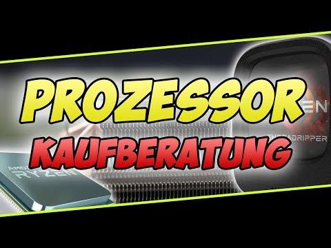 CPU / Prozessor - Kaufberatung | FRÜHLING 2018