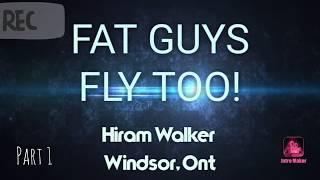 Part 1 DJI Phantom 3 Standard flyover, Hiram Walker. Windsor Ont