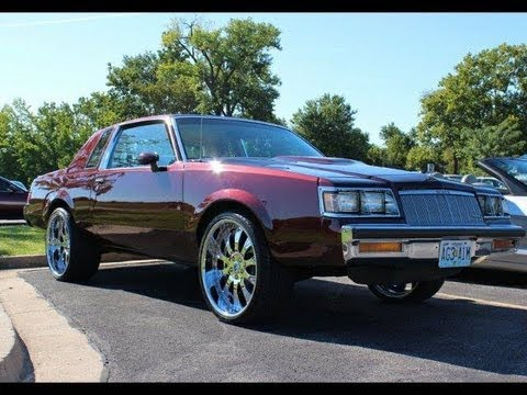 Super clean Buick Regal sitting on 22