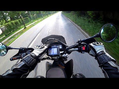 Motorrad Navi Halterung von Hermann Mechatronik