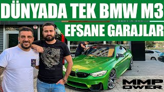 This BMW M3 is one of a kind in the World   Legendary Garages