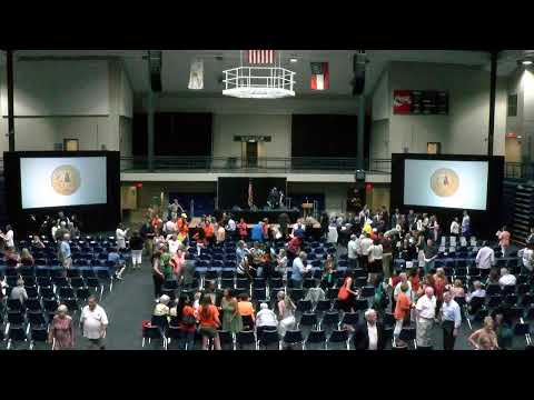 Community Meeting on Sterigenics at Cobb County Civic Center - 08/18/19