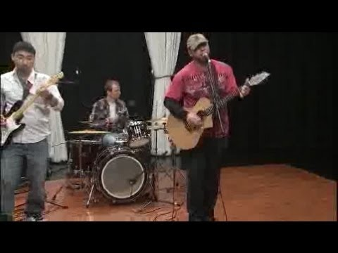 Local band performs