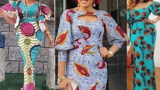 African Fashion : Ankara Styles || Aso Ebi Styles || 2020 Ankara Long Gown Styles
