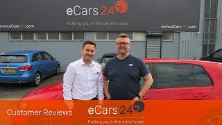 Stephen buys a used car with eCars247