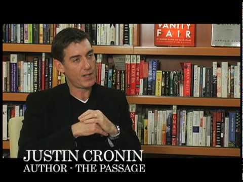 The Passage by Justin Cronin - Book Trailer (Como surgiu a ideia de fazer o livro)