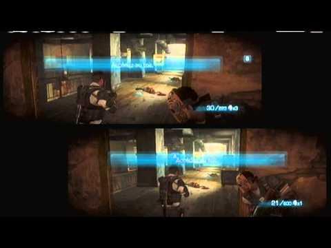 jeux xbox 360 army of two le cartel du diable