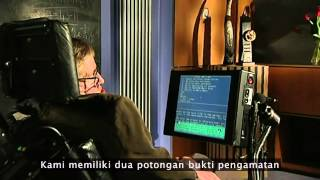 Stephen Hawking Questioning The Universe Indonesian Subtitle