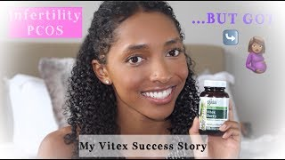 My Vitex Success Story | How I Got Pregnant with PCOS After Being Told I Was Infertile