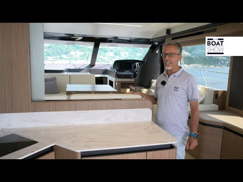 [ENG] ABSOLUTE 52 FLY  – Motor Yacht Review – The Boat Show
