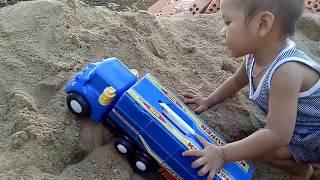 Ôtô  chở  ôtô