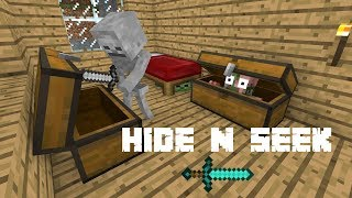 Monster School : Hide N Seek - Minecraft Animation