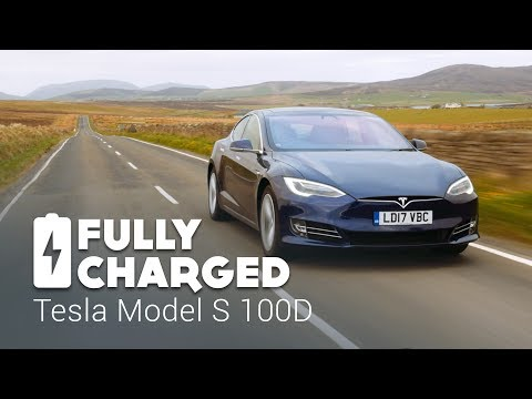 Tesla Model S 100D review | Fully Charged