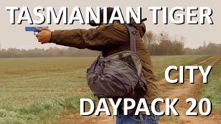 TASMANIAN TIGER CITY DAYPACK 20
