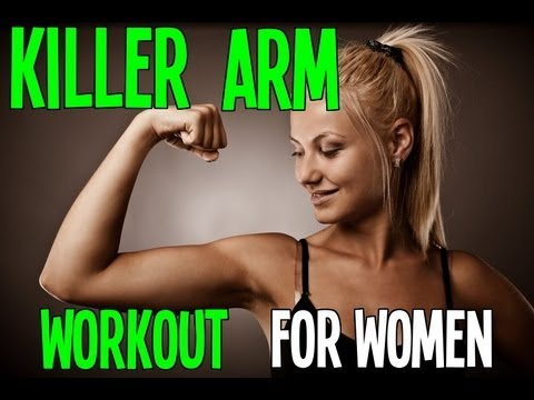 Arm Workouts For Women Workout Routines