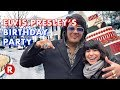 Elvis Presley's Birthday Party at Graceland! // Memphis, TN & Tupelo, MS