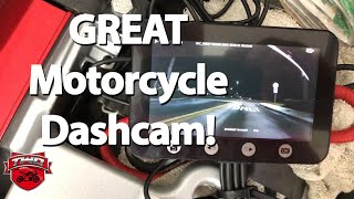 Best Motorcycle Dashcam VSYSTO Motorcycle Dash Cam Review