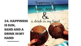 Quotes About The Beach That Nail That Vacay Feeling For When You Need To Escape ...