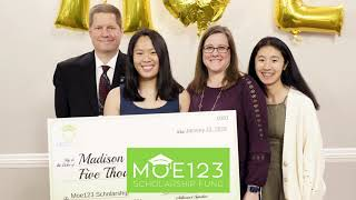 Meet 2020 Moe123 Scholar Madison Stoltzman