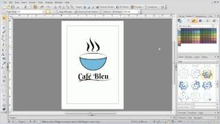 Serif DrawPlus X8 Tutorial - Quick Start