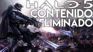 Halo 5 lo que NUNCA llego *CONTENIDO ELIMINADO* - dooclip.me