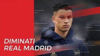 Luka Jovic Kurang Tajam, Real Madrid Lirik Pemain Muda Arsenal